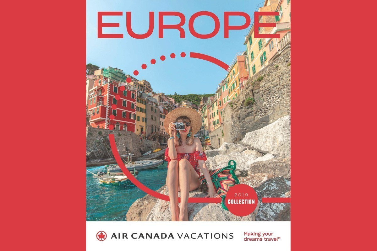 500 cruises featured in ACV's 2019 Europe Collection