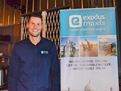 Exodus wants travellers to create stories, not stuff