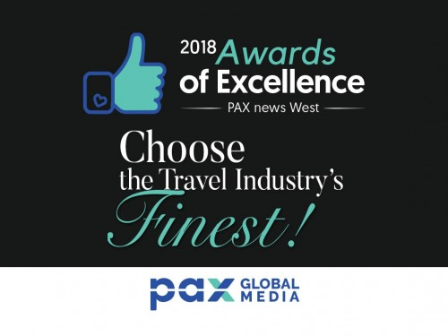 Cast a vote in the PGM's 2018 Awards of Excellence!