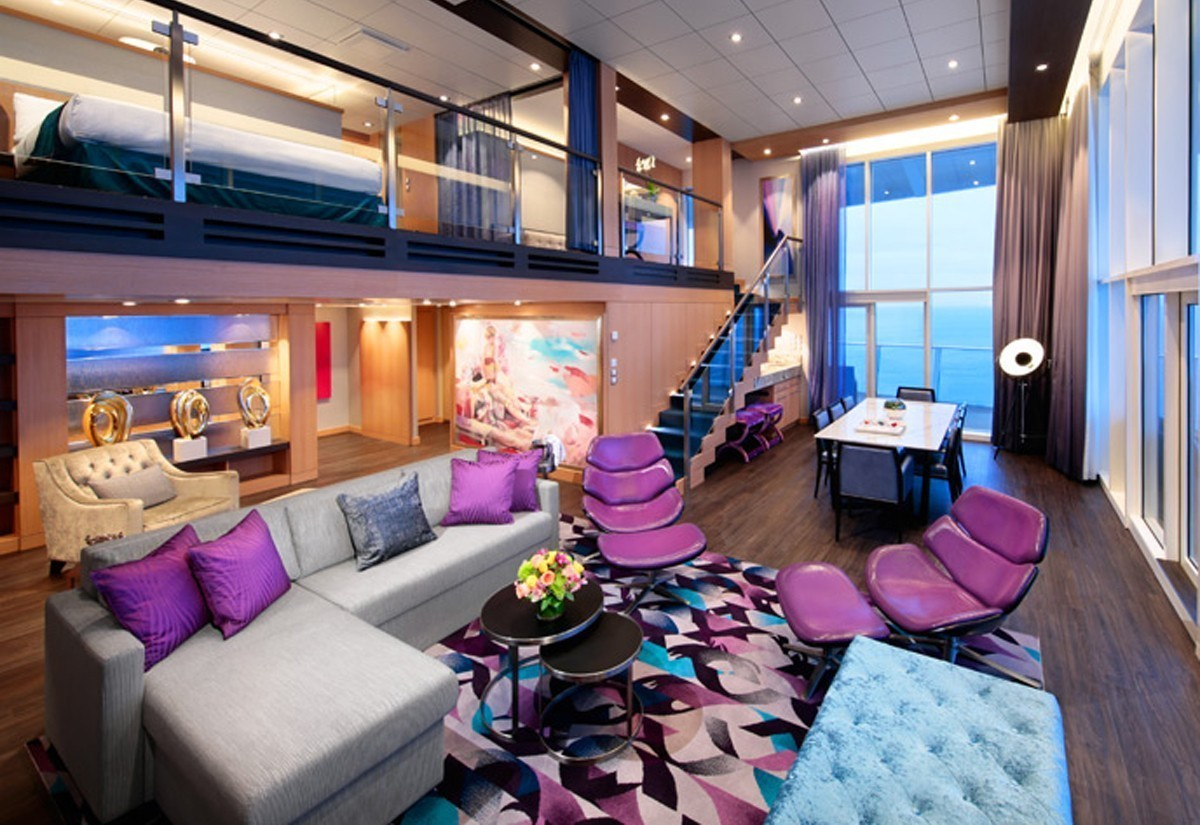Want that divine stateroom? RCI introduces bid-based upgrade program.