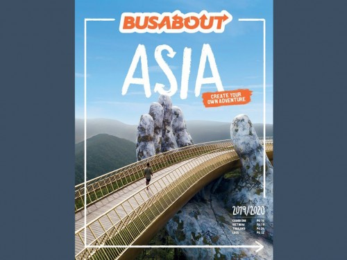 Discover unlimited Asia with Busabout's new 2019-20 program