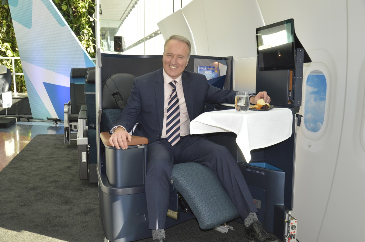 WestJet looking ahead to 2019 with focus on product & partnerships