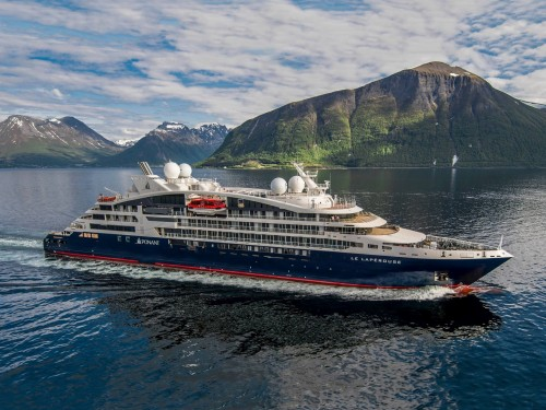Ponant expands fleet & adds itineraries for 2019