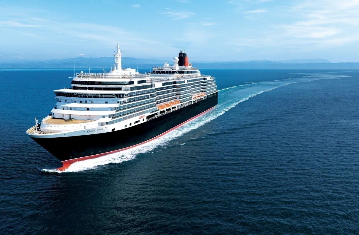 Cunard's fleet getting a brand new spa concept