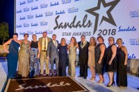Sandals spotlights Canadian agencies during 17th annual S.T.A.R Awards