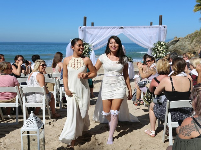 TDC's reports major success on first-ever LGBTQ destination wedding FAM