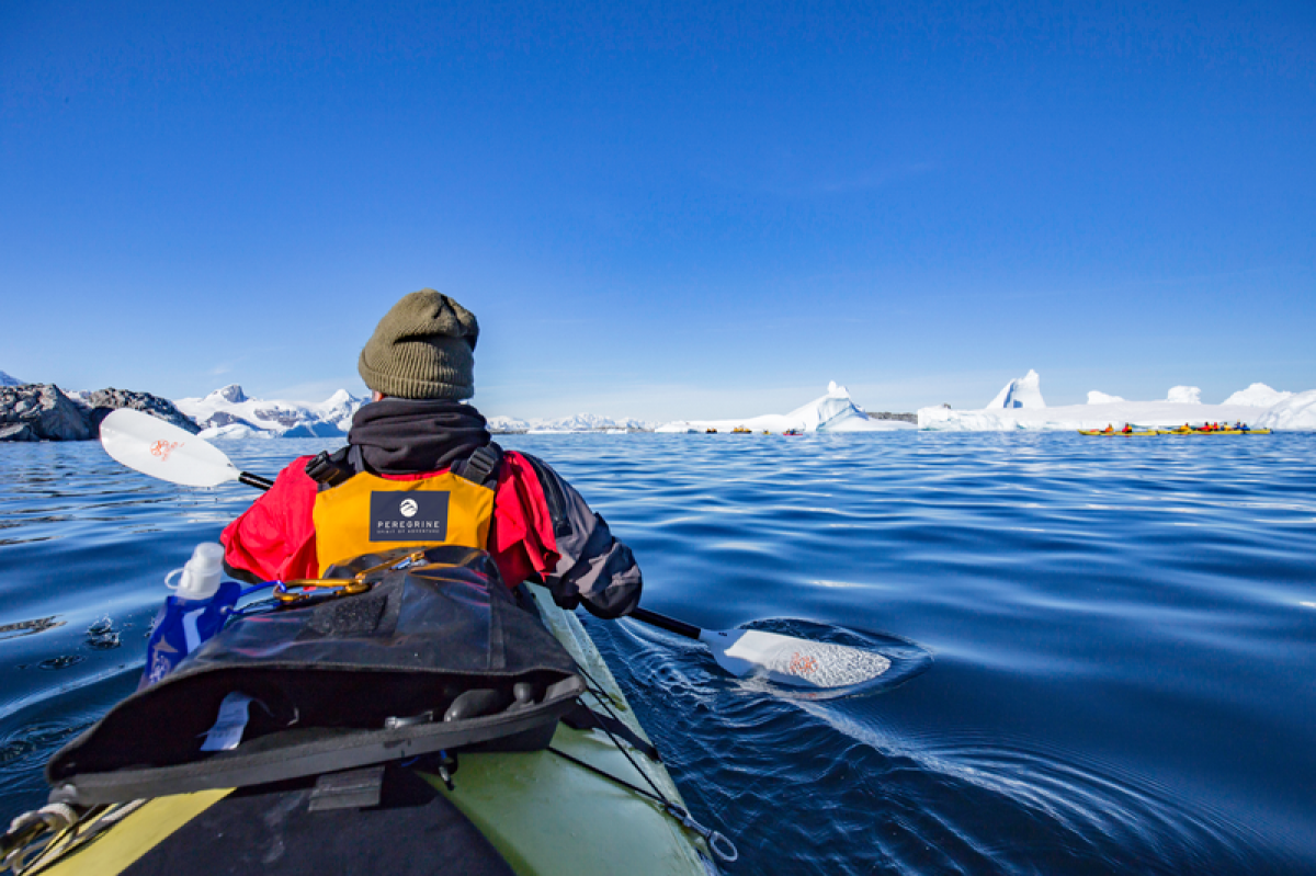 New small-group polar adventures offered from Intrepid and Chimu Adventures