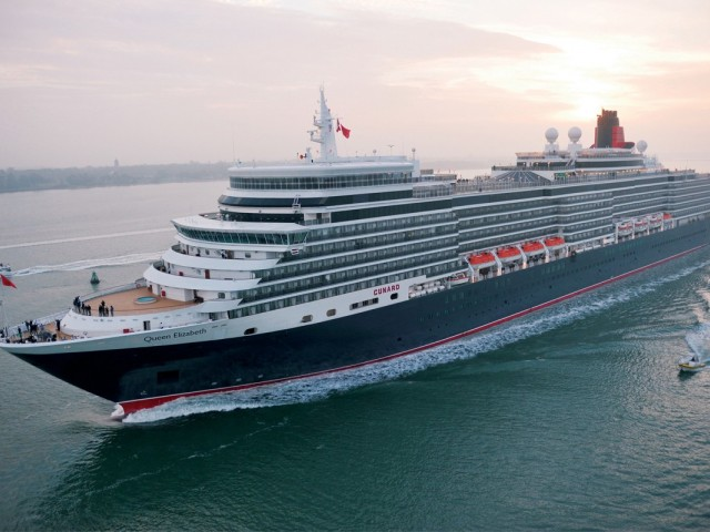 Cunard will double its Alaska program in 2020 aboard the Queen Elizabeth