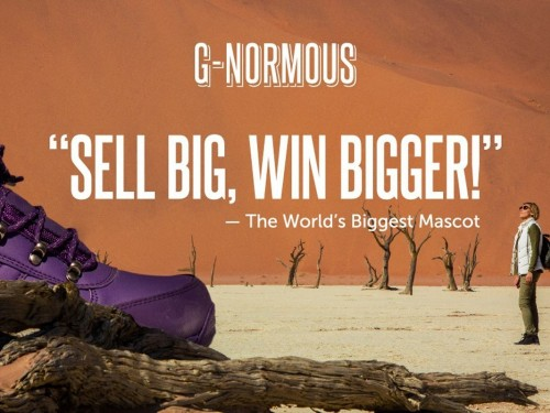 G-Normous returns with $100k in prizes for agents