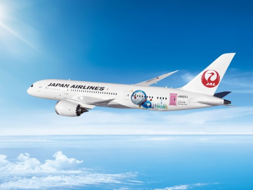 JAL aiming to use sustainable fuel on select flights by end of January