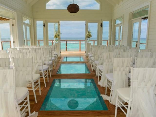 Over-the-water chapel now open at Sandals Ochi Beach Resort