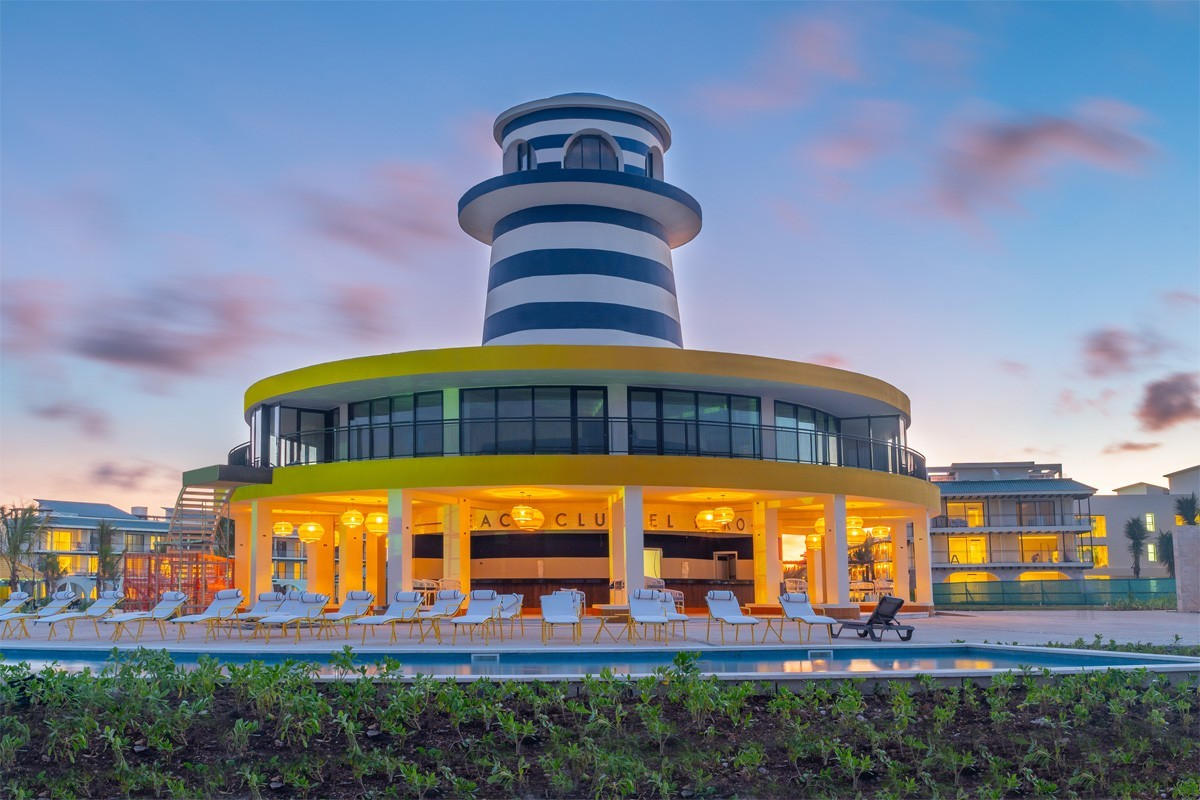 A new five-star, kid-friendly hotel just opened in Punta Cana