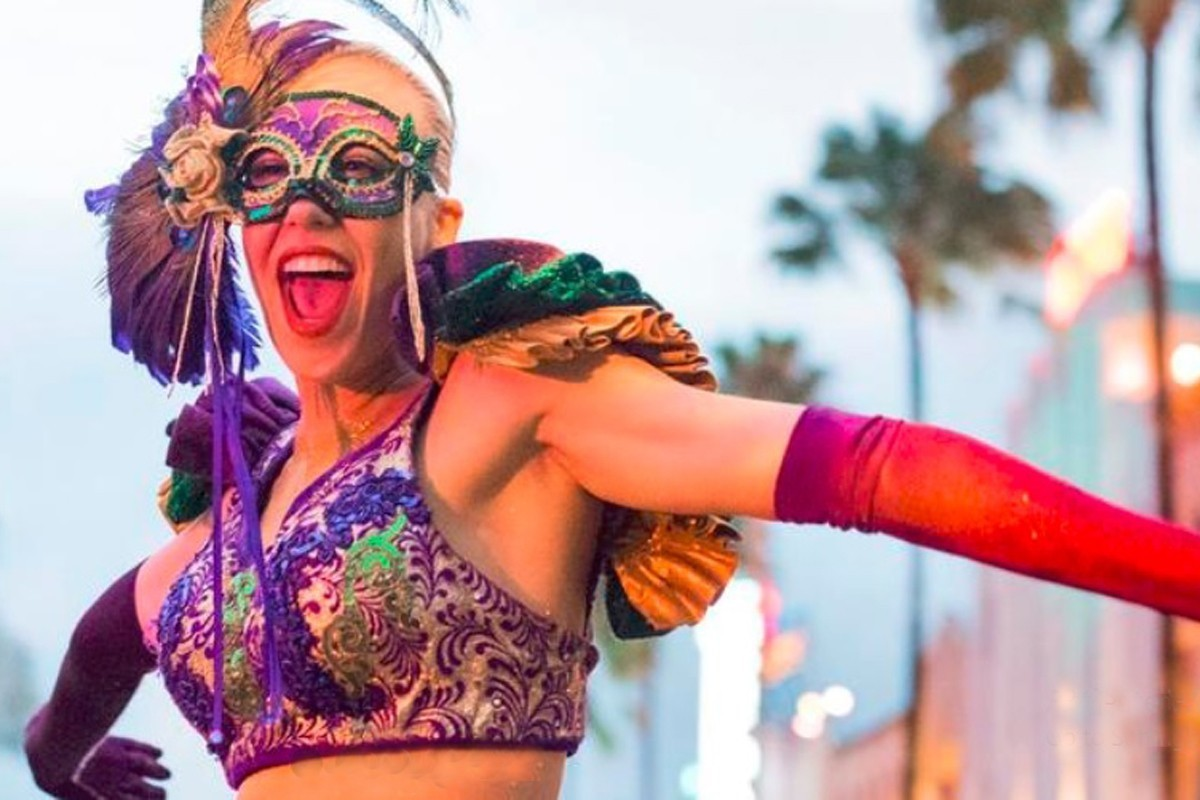 Universal Orlando's Mardi Gras party starts next month