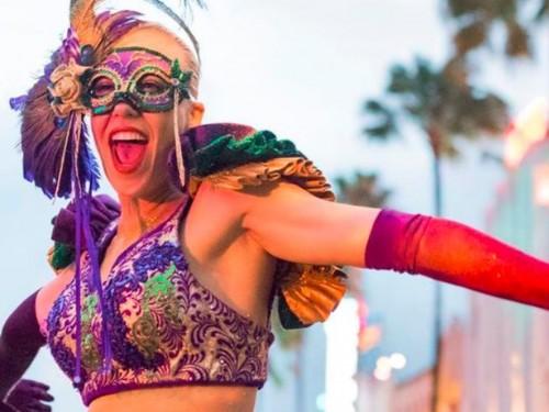Universal Orlando's Mardi Gras party starts next month