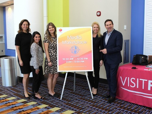 Visit Florida promotes state diversity in annual Huddle