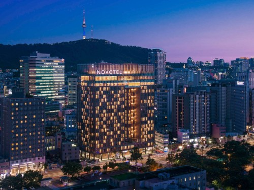 New hotels opening in Korea