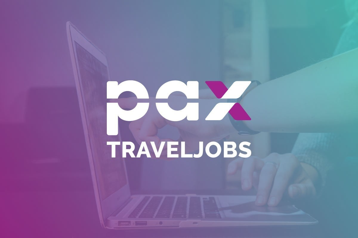 PAX Travel Jobs newsletter is out now!