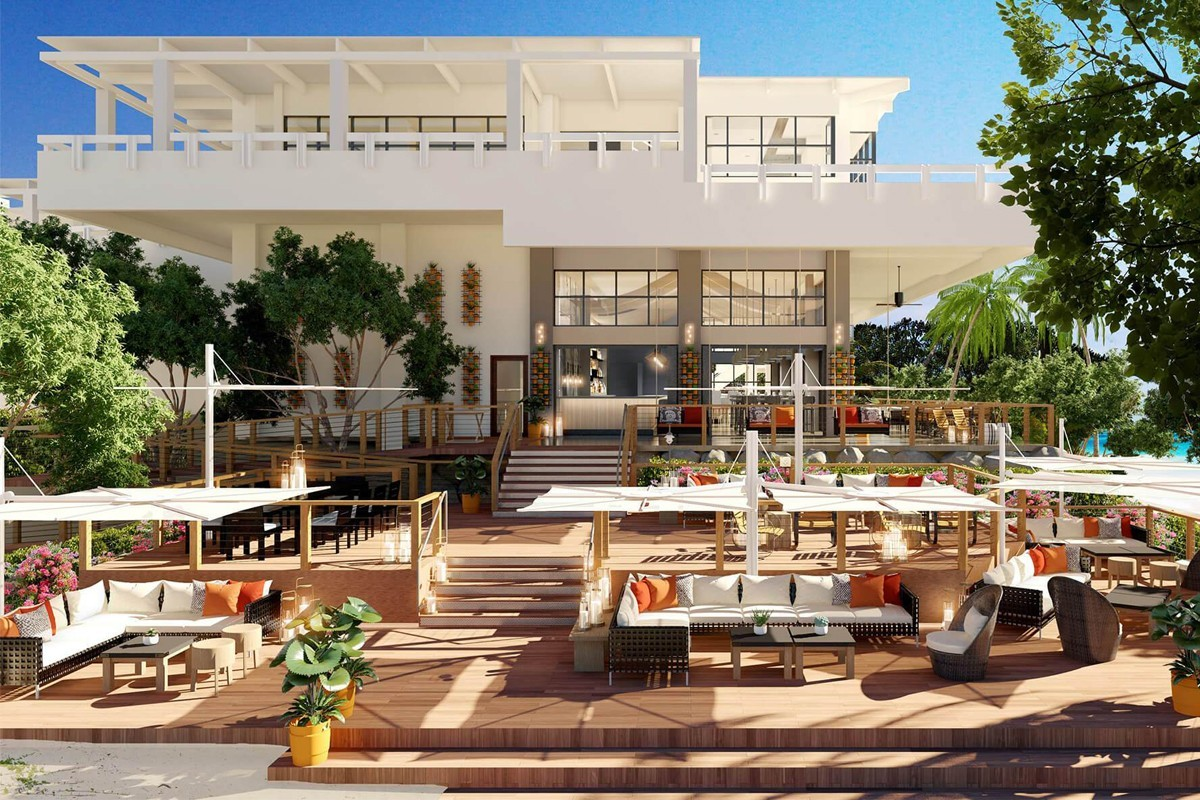 New Curio Collection by Hilton property now open in the Florida Keys
