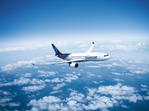 Air Transat donates unused food to local charities