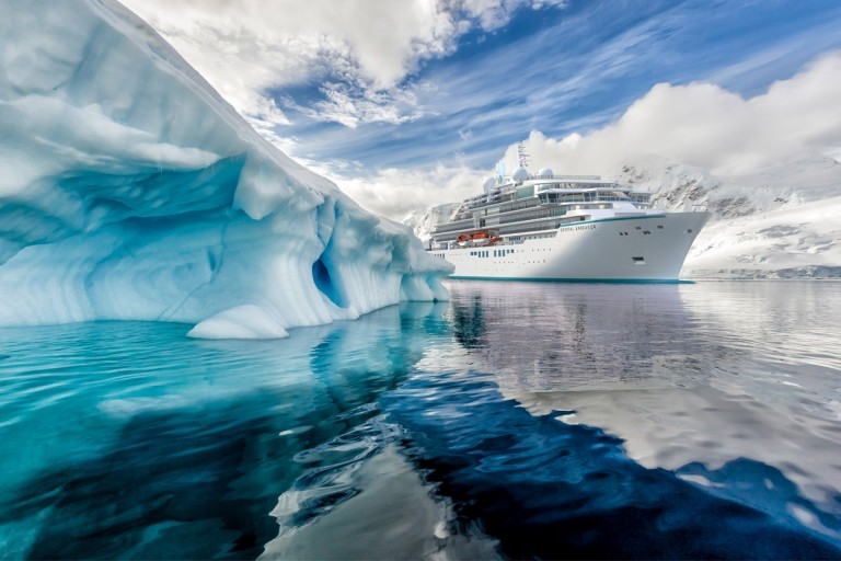 Crystal Endeavour to embark on rare, luxury Arctic journey
