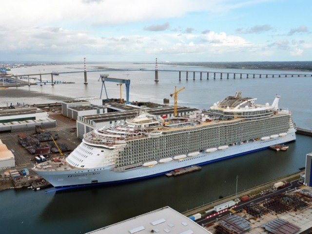 Royal Caribbean orders its sixth Oasis-class ship