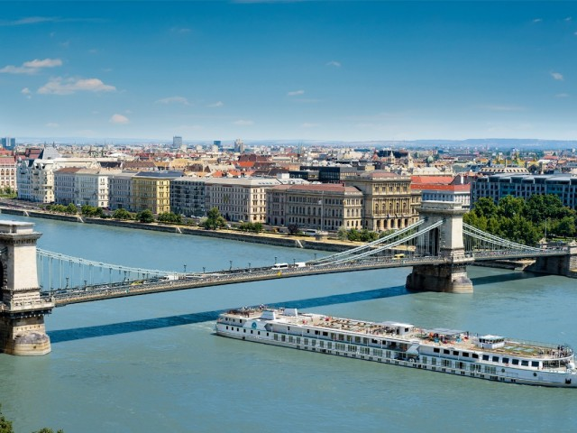 4 new getaways on the Danube from Crystal Cruises