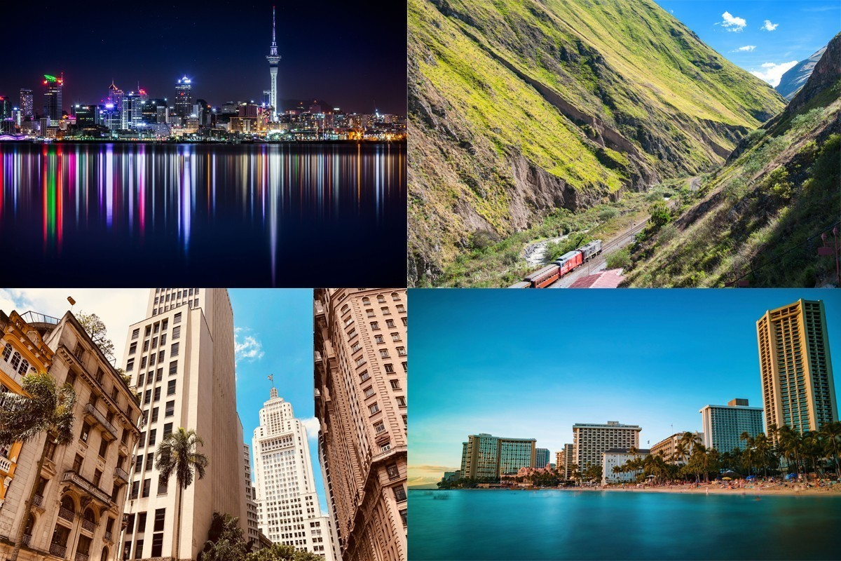 Air Canada launches 4 new routes