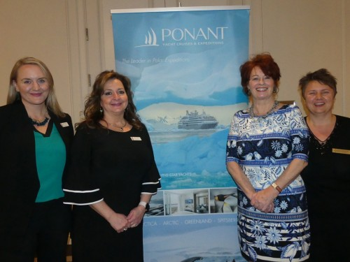 Ponant: environmentally-friendly cruising can still be luxurious
