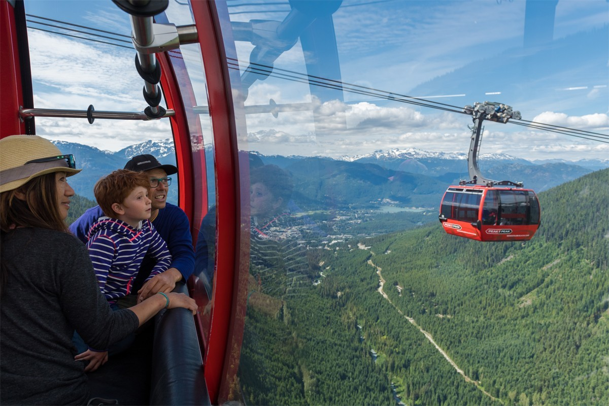 Five new ways to discover Whistler