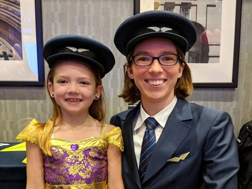Women of Aviation Week: Captain Claire Lemiski of Porter Airlines