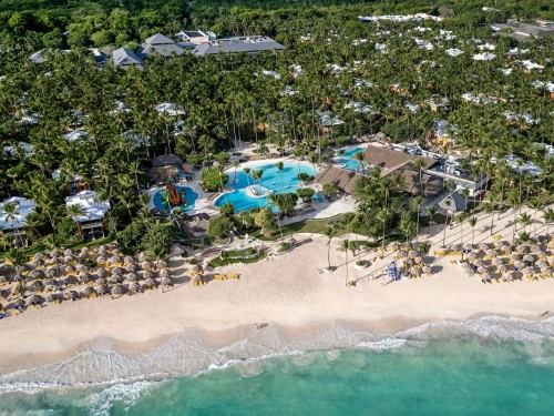 Sunwing offering 4X the points on Iberostar properties