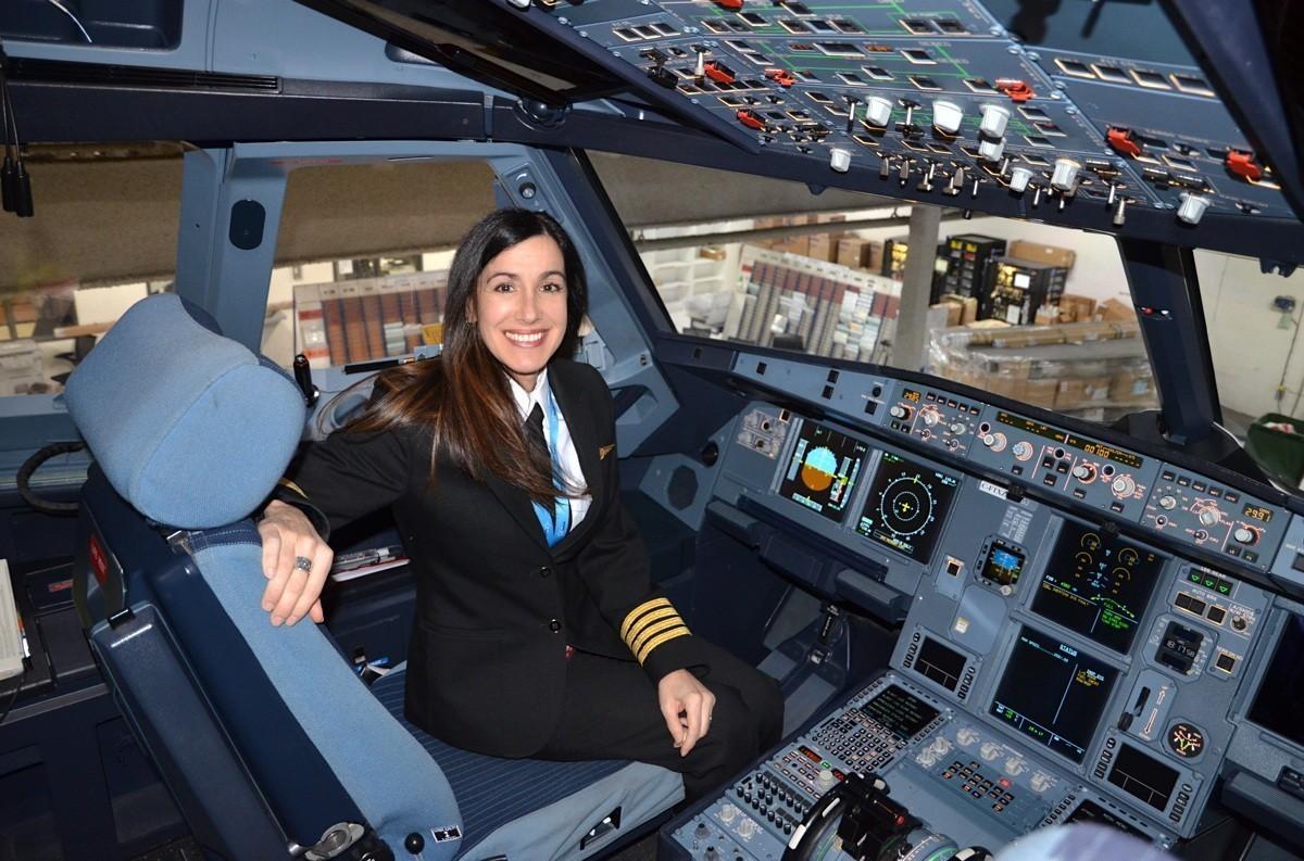 Women of Aviation Week: Air Transat's Capt. Martine Olivier