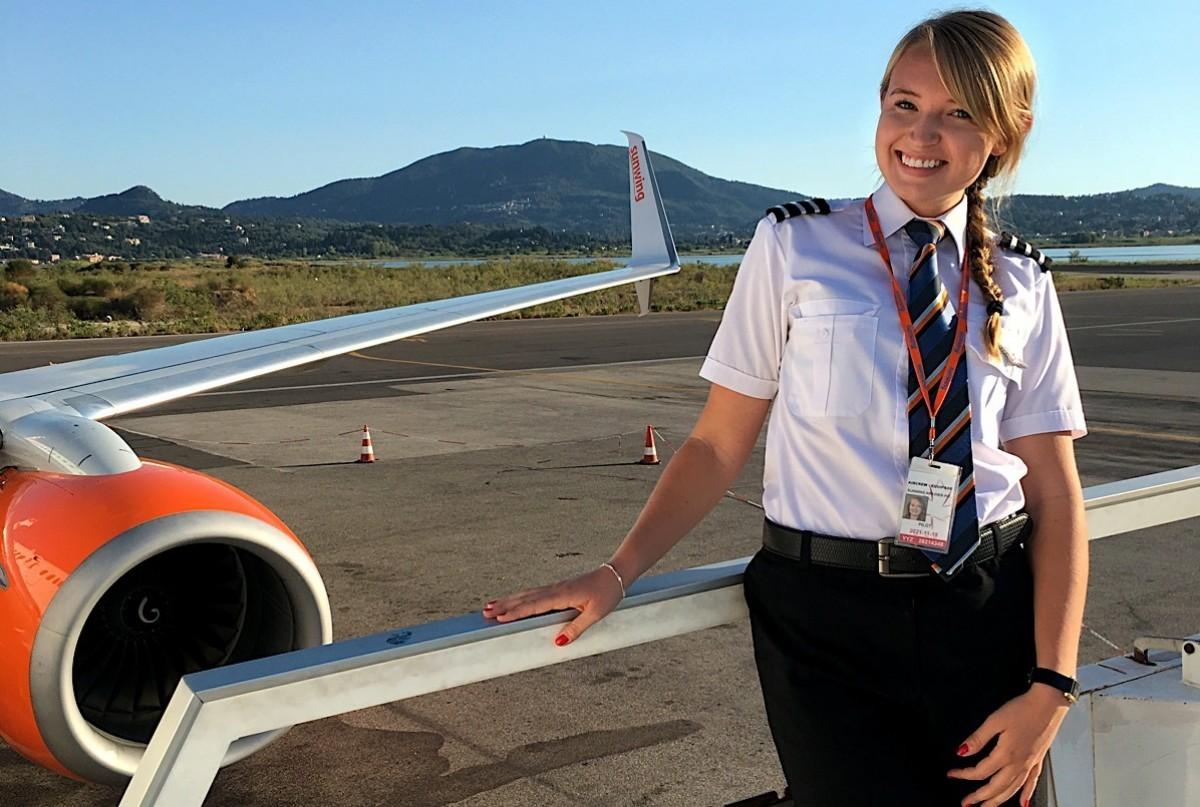 Women of Aviation Week: Sunwing Airlines' Siobhan O'Hanlon