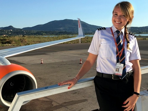 Women of Aviation Week: Sunwing Airlines' Siobhan O'Hanlon