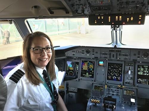 Women of Aviation Week: WestJet Encore's Athenia Jansen