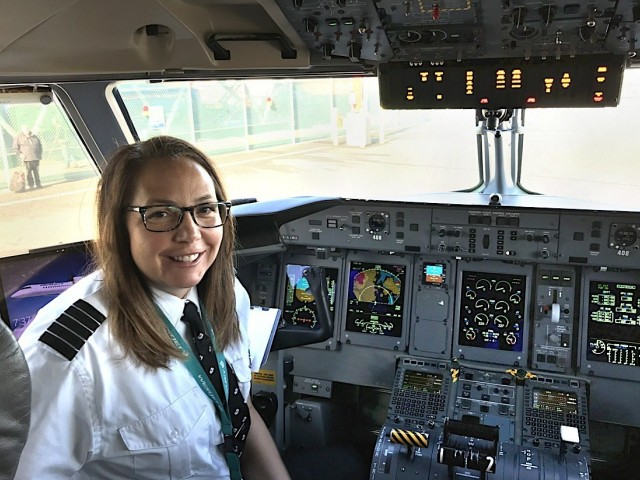 Women of Aviation Week: WestJet Encore's Athenia Jansen