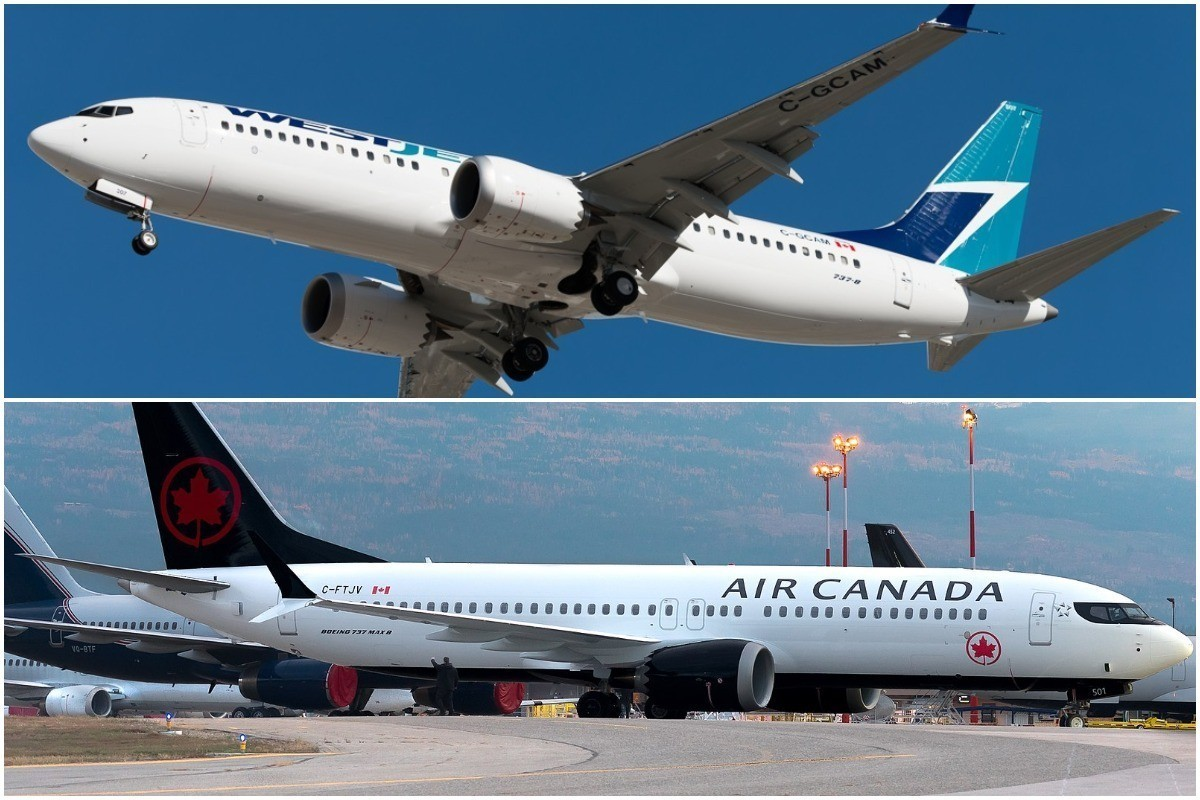 PAX - Air Canada & WestJet respond to Boeing 737 MAX 8 crisis