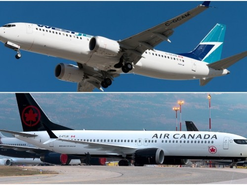 Air Canada & WestJet respond to Boeing 737 MAX 8 crisis