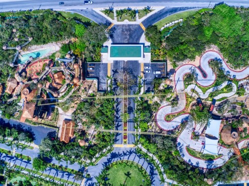 Barceló Maya Grand Resort opens adventure park