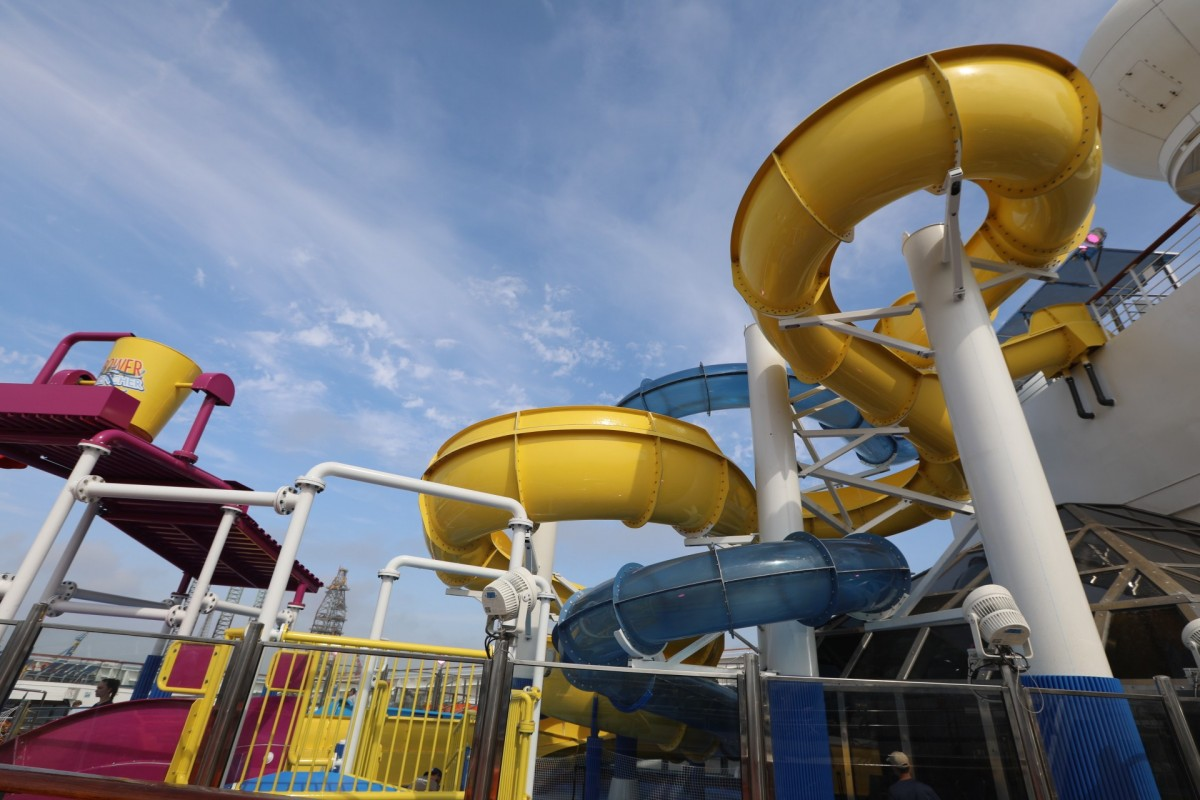 Carnival Freedom getting new aqua park & more