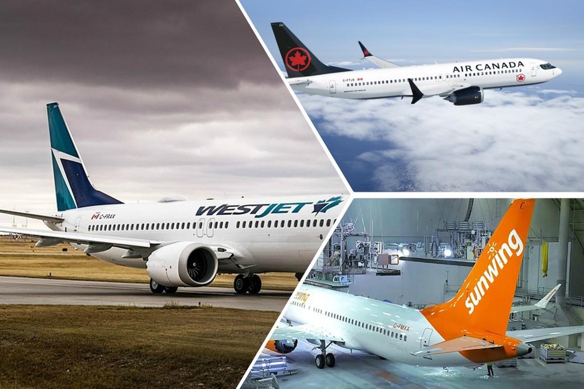 Canada grounds Boeing 737 MAX 8; Air Canada, Sunwing & WestJet react