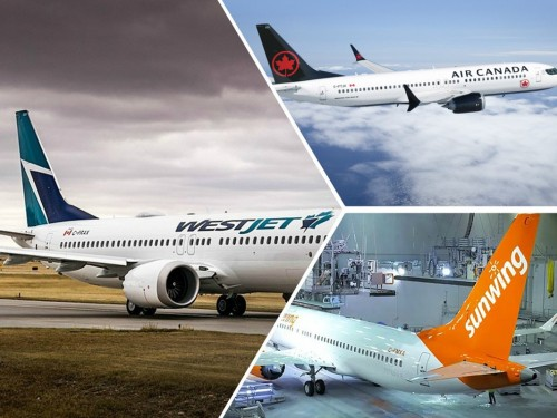 Canada grounds Boeing 737 MAX 8; Air Canada, Sunwing & WestJet react