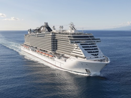 MSC Cruises honours Canadian winners at True Partnerships awards