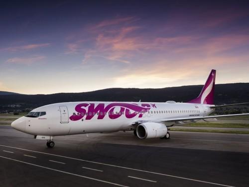 Swoop adds Kelowna to Las Vegas route