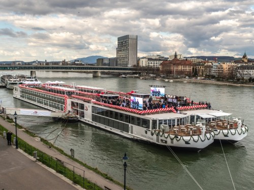 Viking adds 7 new river ships to European fleet