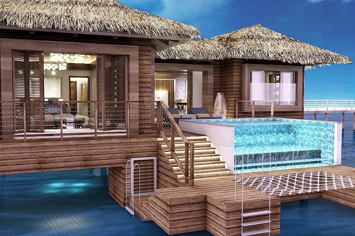 Royalton Antigua Resort & Spa shows off overwater bungalows