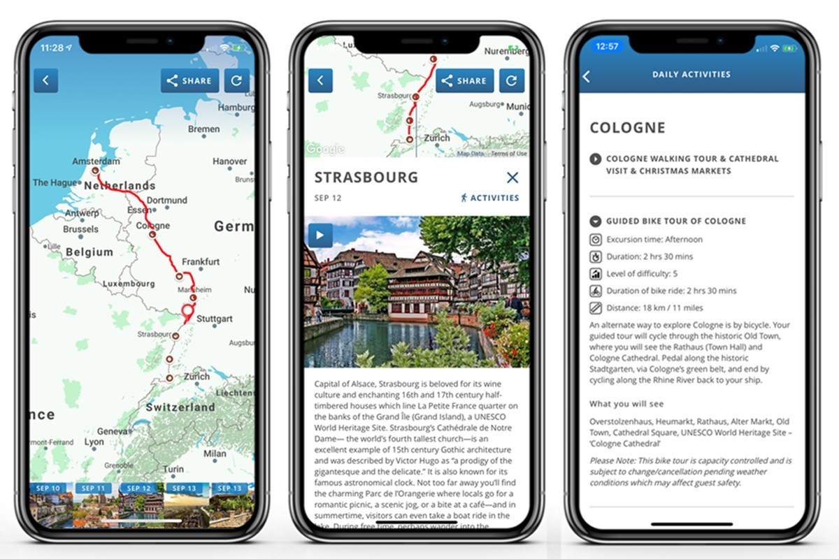 AmaWaterways releases new mobile app