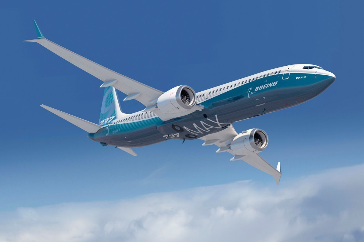 Boeing updates 737 MAX MCAS software