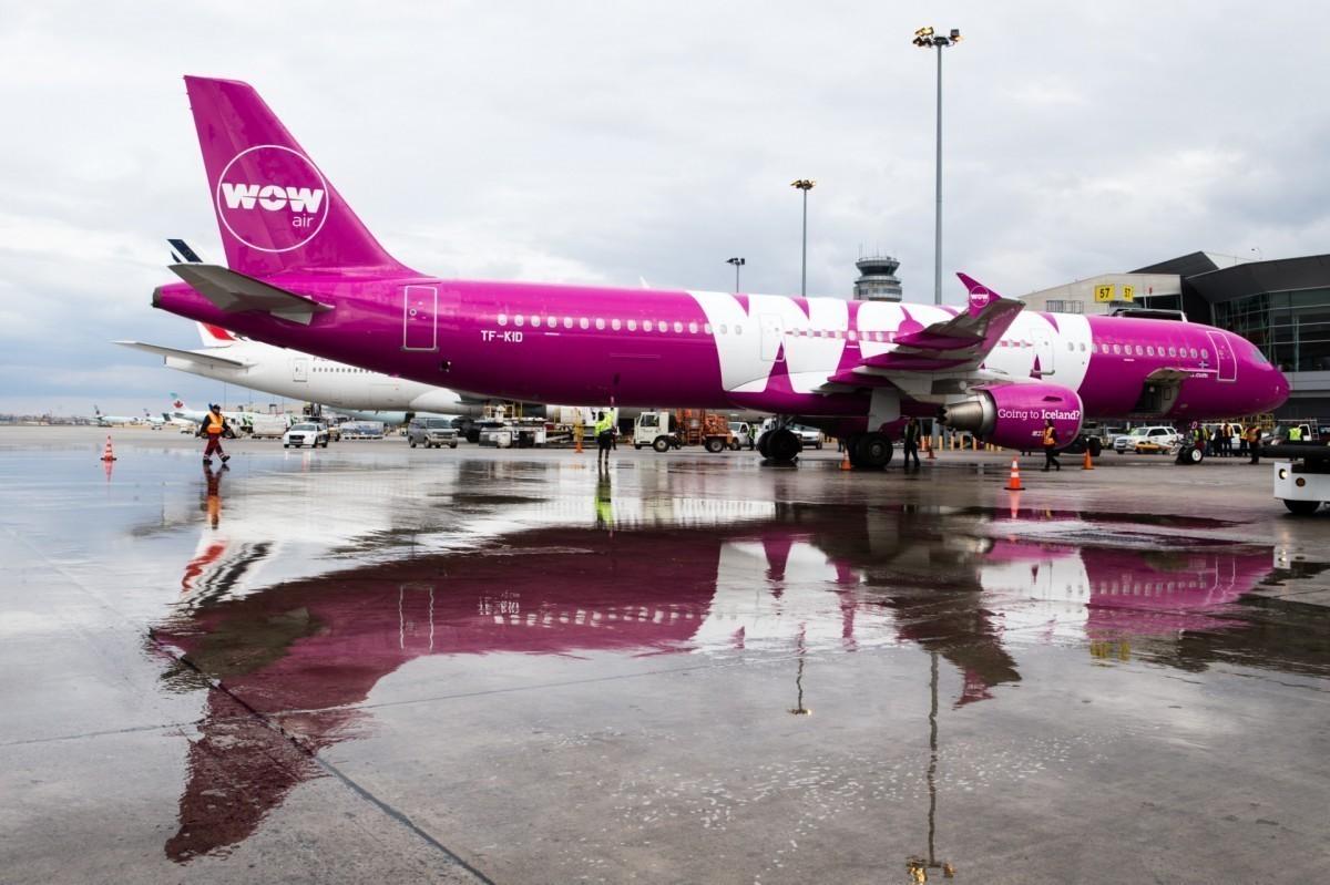 WOW Air halts operations, strands passengers