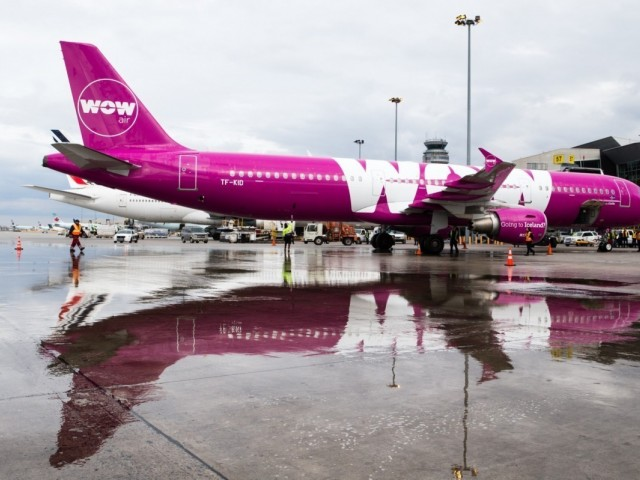 WOW Air halts operations, strands passengers